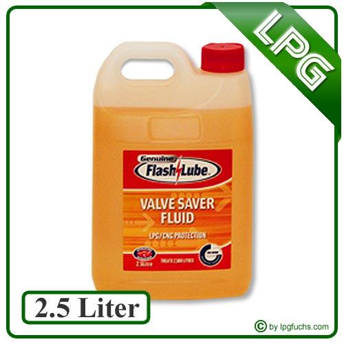2,5 Liter FlashLube Valve Saver Fluid - Ventilschutz