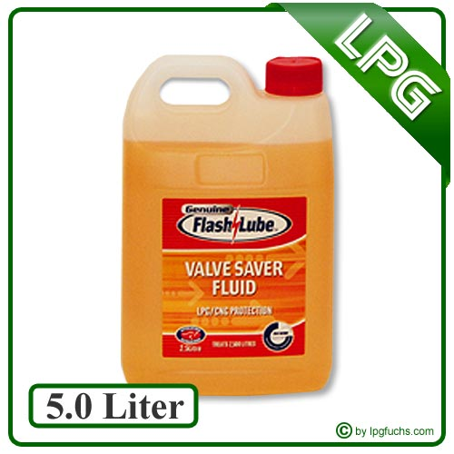 5,0 Liter FlashLube Valve Saver Fluid - Additiv