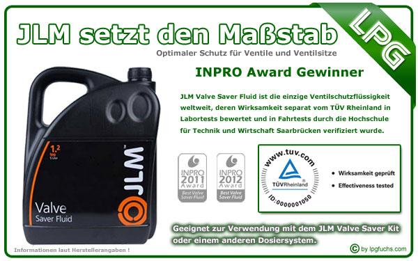 JLM Valve Saver Fluid