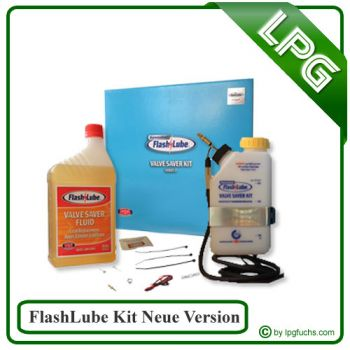 FlashLube Valve Saver Kit - Serie 2 - incl. 1,0 L Flash Lube