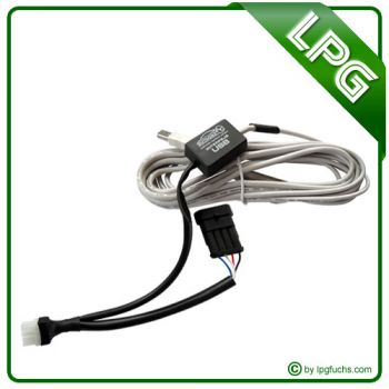 Interface STAG 300 - USB Anschluss