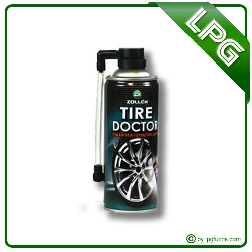 Reifenpannenspray Tire Doctor 450ml