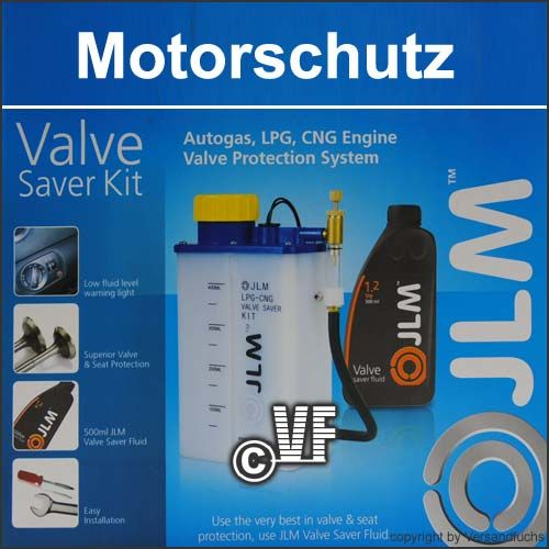 JLM Valve Saver Kit inc. 0,5 Liter Fluid