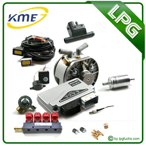 KME Diego G3 - 8 Zylinder - Gold - EU